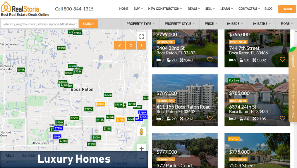 Boca Raton homes for sale and real estate information