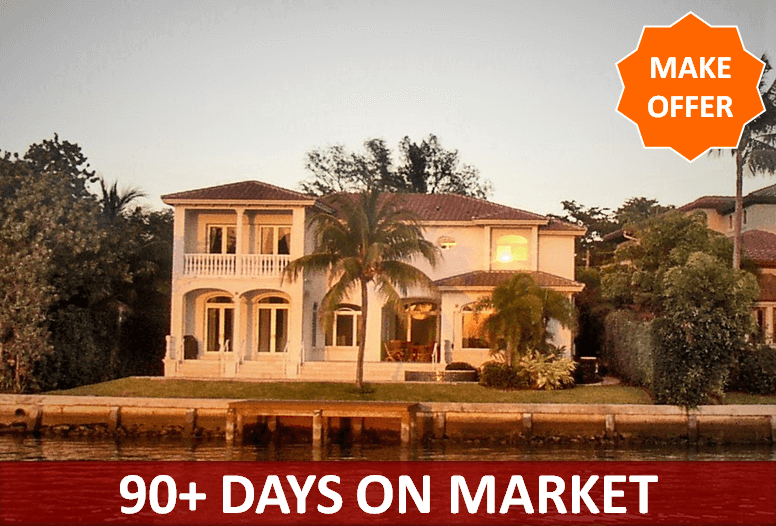 90+ days on the marlket listings