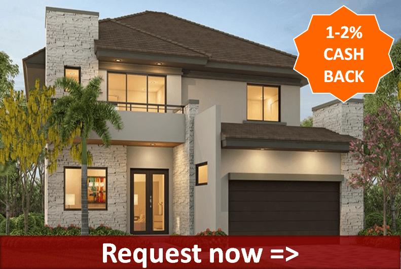 2% Cash Back Whn Buying Real Estate Online