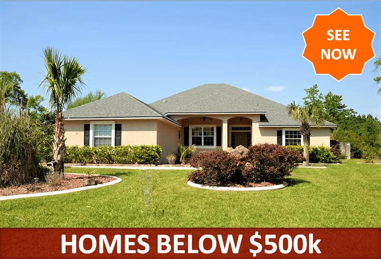 Homes Below $500000