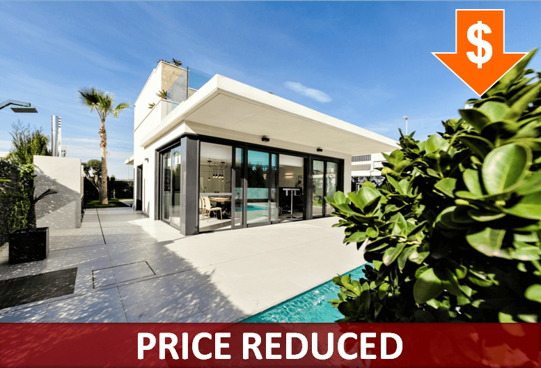 Price Reduced Listings