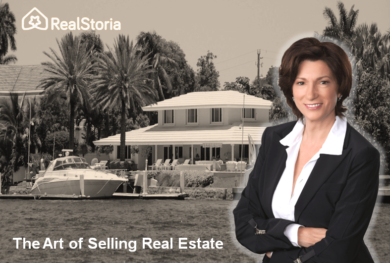 the art of selling home online